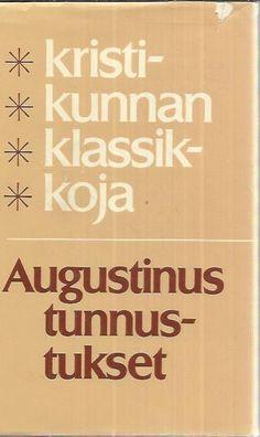 Augustinus: Tunnustukset