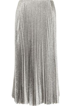Cédric Charlier Pleated skirt