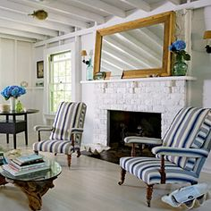100 Comfy Cottage Rooms | Bring the Outside In | CoastalLiving.com