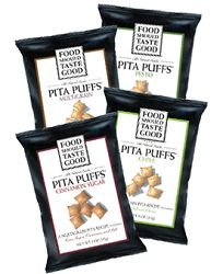 Food Should Taste Good Pita Puffs Sweepstakes on http://hunt4freebies.com/sweepstakes
