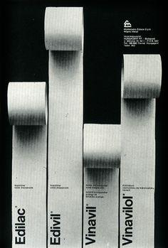 armando milani, montecatini edison adv 1973