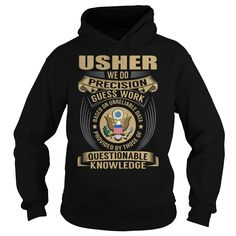 [Best name for t-shirt] Usher Job Title V1  Discount Hot  Usher Job Title Tshirts.  Tshirt Guys Lady Hodie  SHARE and Get Discount Today Order now before we SELL OUT  Camping agent job title v1 pusher job title