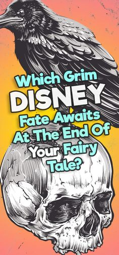 Not everyone gets to live happily ever after. Answer these spooky Disney questions, and we'll tell you which Disney character's morbid ending you'll share! Disney And Dreamworks, Disney Pixar, Walt Disney, Disney Quiz, Disney Love, Disney Questions, Disney Villains, Disney Characters, Disney Theory