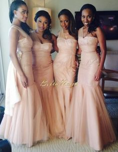Cheap robe demoiselle d'honneur, Buy Quality mermaid bridesmaid dresses directly from China long mermaid bridesmaids dresses Suppliers: 2017 Cheap Sexy Blush Pink Long Mermaid Bridesmaid Dresses One Shoulder Formal Robe Demoiselle D'honneur Bridesmaid Dresses 2017, Wedding Bridesmaids, Wedding Gowns, Clubwear, Afro, Maid Of Honor, Dream Dress, Dress Making, Sexy