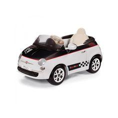 Peg Perego Električni Automobil FIAT 500 12V Black&White  http://www.bebolino.rs/prodavnica-bebi-opreme/igracke/peg-perego-elektricni-automobil-fiat-500-12v-blackwhite/