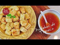(6) Dadinhos de Tapioca com geléia de pimenta | Viver sem Trigo por Paula Martins - YouTube