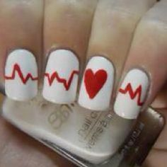 love the design- too bad I don't have nails - couldn't wear it anyway due to patient care but love it.