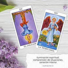 Tarot Waite, Tarot Rider Waite, Tarot Significado, Tarot Card Meanings, Tarot Cards, Chakras, Posters, Magic, Facebook