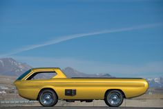 One Stop Classic Car News & Tips – Worldwide classic cars. Ford Pickup Trucks, Dodge Trucks, Retro Cars, Vintage Cars, Van 4x4, Pick Up, E Mobility, Car Camper, Concept Cars