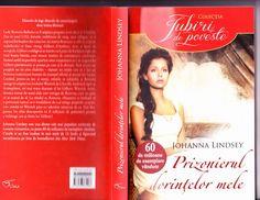 JOHANNA LINDSEY Prizonierul Dorintelor Mele Cover, Books, Libros, Book, Book Illustrations, Libri