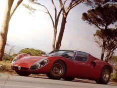 1967Alfa Romeo Tipo 33 Stradale Prototipo