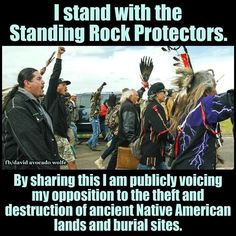 Please let us make people more aware of this. I stand with the Standing Rock Protectors Native American Wisdom, Native American History, American Indians, American Life, Faith In Humanity, My People, Human Rights, First Nations, Nativity