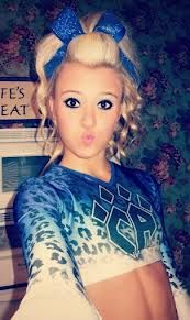 i met jamie at woodward tumbling camp a few years ago, shes super sweet and amazing!!!-------because JAMIE ANDRIES is perfect...