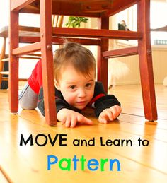 Burn some winter energy and help little ones learn how to pattern! These pattern activities for kids are a great introduction to the math concept.