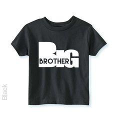 Big Brother - Short Sleeve Toddler Tee