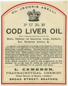 1000 images about historic medicine on pinterest for Cod liver oil vs fish oil