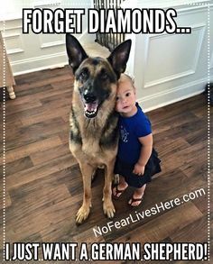 """This describes me because i hate diamonds and i love my dog which is a german shepard and her name is """"isis"""" but she is not named after the terroest she was named after the egyption godess """"isis"""" so yeh..."""