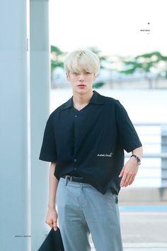 Monsta x // Minhyuk Jooheon, Hyungwon, Yoo Kihyun, Monsta X Minhyuk, Lee Minhyuk, Fandom, Airport Style, Airport Fashion, Starship Entertainment