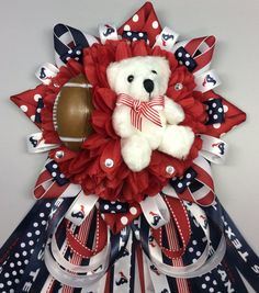 Hey, I found this really awesome Etsy listing at https://www.etsy.com/listing/201982389/houston-texans-inspired-baby-shower-mum