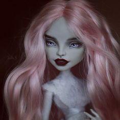 OOAK Monster High Mummy #OOAKbyJuliSidorova #JuliSidorova #OOAKMonsterHigh #MonsterHigh #OOAK #Doll #ООАКМонстерХай #МонстерХай #Мумия #Mummy #OOAKMummy