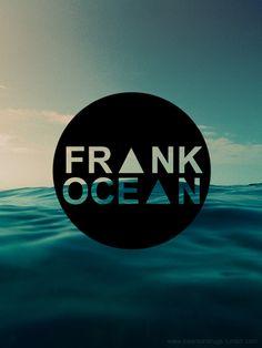 frank ocean <3