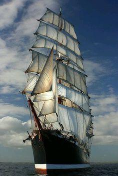 #tallship a'sail