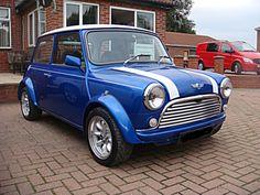Classic Mini 1968 Renovated