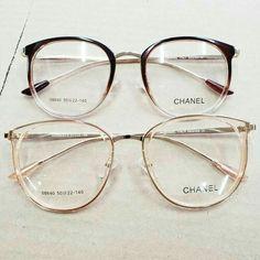 New Glasses, Girls With Glasses, Chanel Glasses, Glasses Frames Trendy, Glasses Trends, Eyewear Trends, Fashion Eye Glasses, Eyeglasses For Women, Cute Jewelry