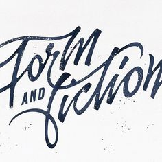 Typography inspiration | #1247