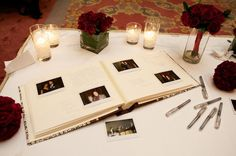 Gorgeous 20+ Stylish Ideas For Your Scrapbook Wedding Guestbook https://weddmagz.com/20-stylish-ideas-for-your-scrapbook-wedding-guestbook/