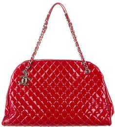 Chanel Just Mademoiselle Large Bowler Bag 2cf5db1c34