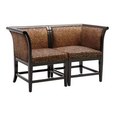Sterling Industries 6071201 Vaughn Corner Chair Settee