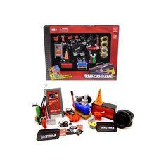 Mechanic Accessory Set For 1/24 Scale Cars 23 Pieces by Phoenix Toys Garage Furniture Design, Car Part Furniture, Welding Tanks, Garage Accessories, Garage Repair, Mechanic Garage, Star Wars, Automotive Decor, Automotive Furniture