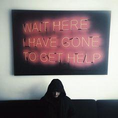Wait here.