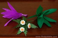 Dinsoaur Diorama craft