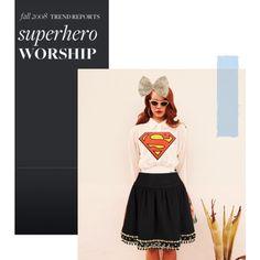 """""""Super Lady"""" by allie-reyes-zanic on Polyvore"""