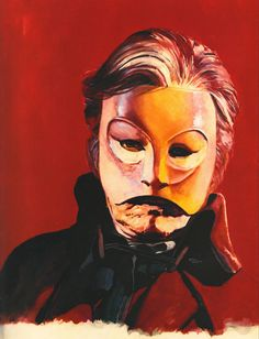 The Phantom Of The Opera by Basil Gogos Mr. Claude Rains: I didn't care for the adaption itself (they used the burned-by-acid ploy), but on the whole, I thought he made a great phantom.