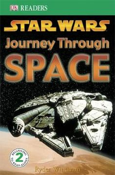 Star Wars: Journey Through Space - we like this one b/c it explores a lot of the planets from Star Wars. =)