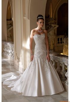 Robes de mariée Mon Cheri 113220 - Polly David Tutera