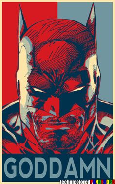 Batman: Goddamn by jokerjester-campos