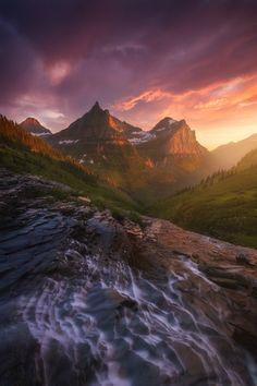 Glacier National Park, MT (Ryan Dyar)