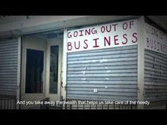 Thomas Peterffy - Freedom To Succeed WOW. This commercial gives me a lump in my throat and brings me to the verge of tears. I challenge any Obama supporter or any Democrat for that matter to even try and argue with what Mr. Peterffy is saying in this video. Mr. Peterffy actually could be a Democrat if the Democrat party were more like it was when JFK was president.  Too bad a private citizen has to spend millions of his own money to do the job that the mainstream American media fail to do...