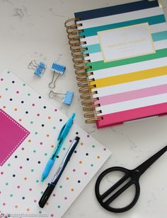 How to Stay Organized with Calendars and Planners -2