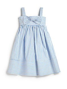 Isabel Garreton - Toddler's & Little Girl's Striped Sundress - Saks.com