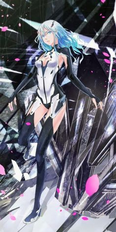 Sci Fi Anime, Anime Films, Anime Manga, Anime Characters, Anime Art, Character Creation, Character Art, Character Design, Android Art