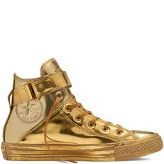 Chuck Taylor All Star Brea Metallic Golden Haze/Gold/Gold golden haze/gold/gold