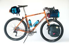 velodrone:  Every Bike Has A Story: Oregon Outback Or Bust