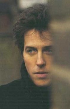 Hugh Grant-Don't care what he did in a car with whom.....he's charming, gorgeous and funny.