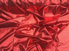 Red small Snake skin print Lycra spandex fabric metallic shiny stretch dance wear pantomime costumes dress fabric celebrity Per Metre