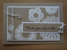 Card making inspiration
